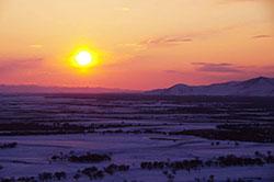 モンゴルで初日の出を見よう
