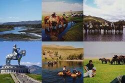 乗馬で巡るモンゴル体感ツアー4日間