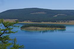 世界第二の透明度を誇るフブスグル湖ツアー7日間