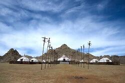 (航空券付きプラン)乗馬トレッキングで行く13世紀村 5日間(テント泊)