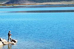 チョロート川で幻のイトウを狙う! モンゴルフィッシングツアー8日間