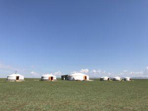 エルデネツーリストキャンプ